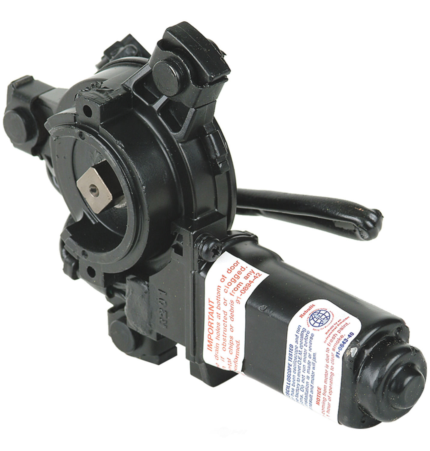 CARDONE REMAN - Window Lift Motor (Front Right) - A1C 47-1176