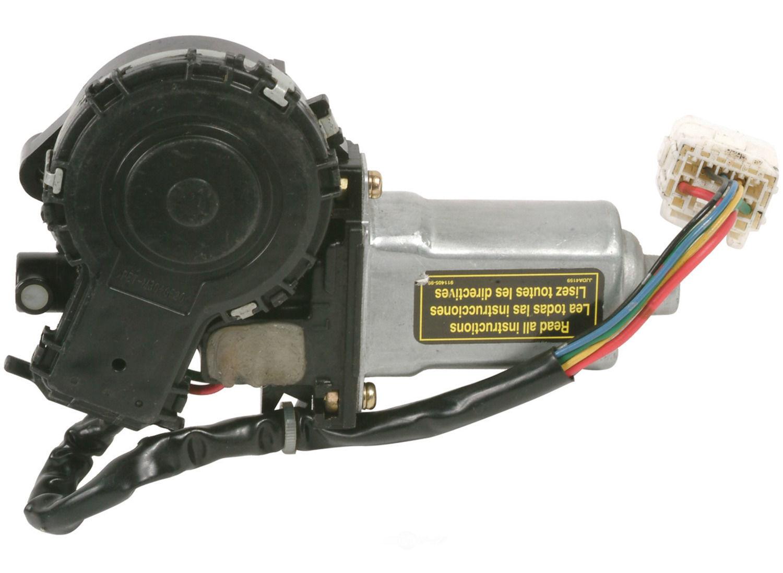 CARDONE REMAN - Window Lift Motor (Front Left) - A1C 47-1183