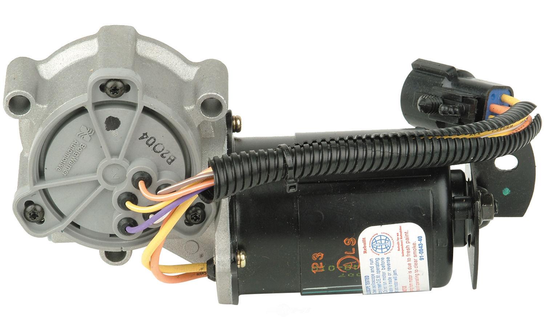 CARDONE REMAN - Transfer Case Motor - A1C 48-202