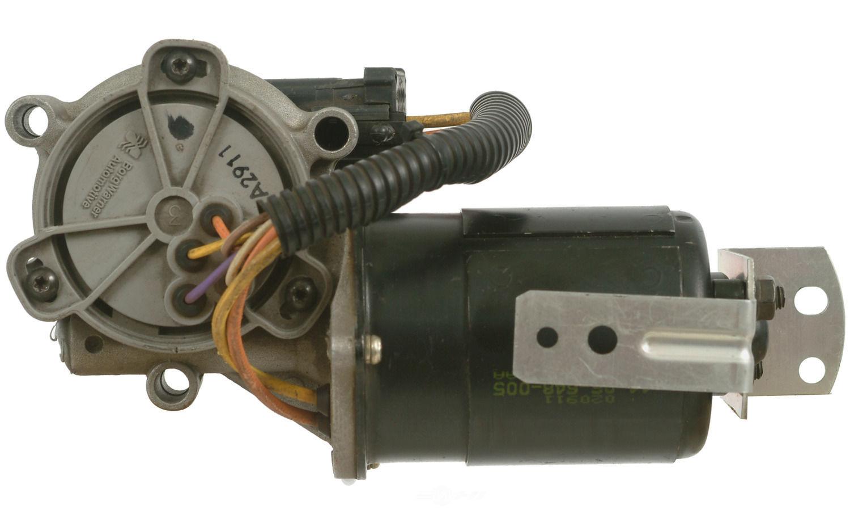 CARDONE REMAN - Transfer Case Motor - A1C 48-207