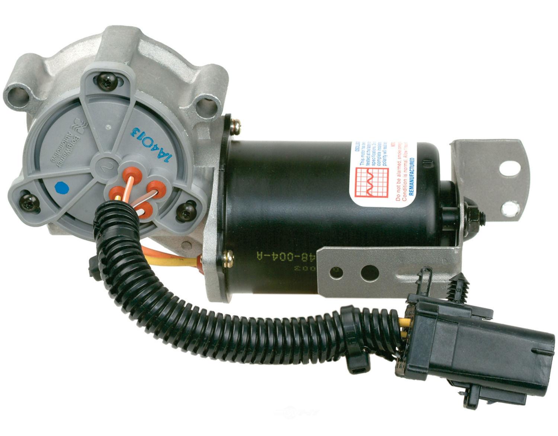 CARDONE REMAN - Transfer Case Motor - A1C 48-214