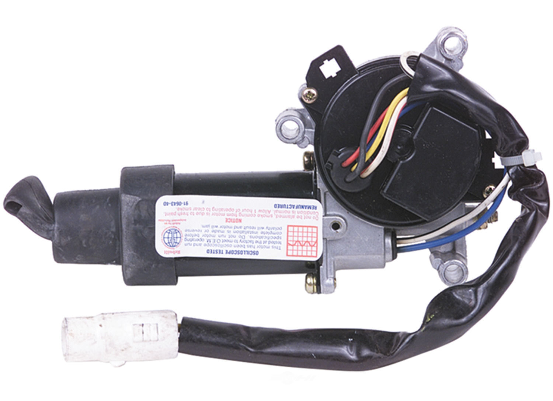 CARDONE REMAN - Headlight Motor - A1C 49-200