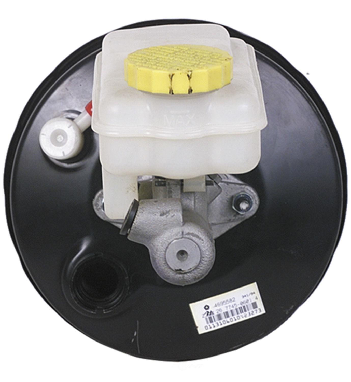 CARDONE REMAN - Power Brake Booster - A1C 50-3193