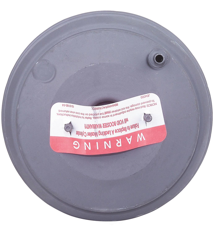 CARDONE / A-1 CARDONE - Reman A-1 Cardone Vacuum Power Brake Booster w/o Master Cylinder - A1C 53-2530