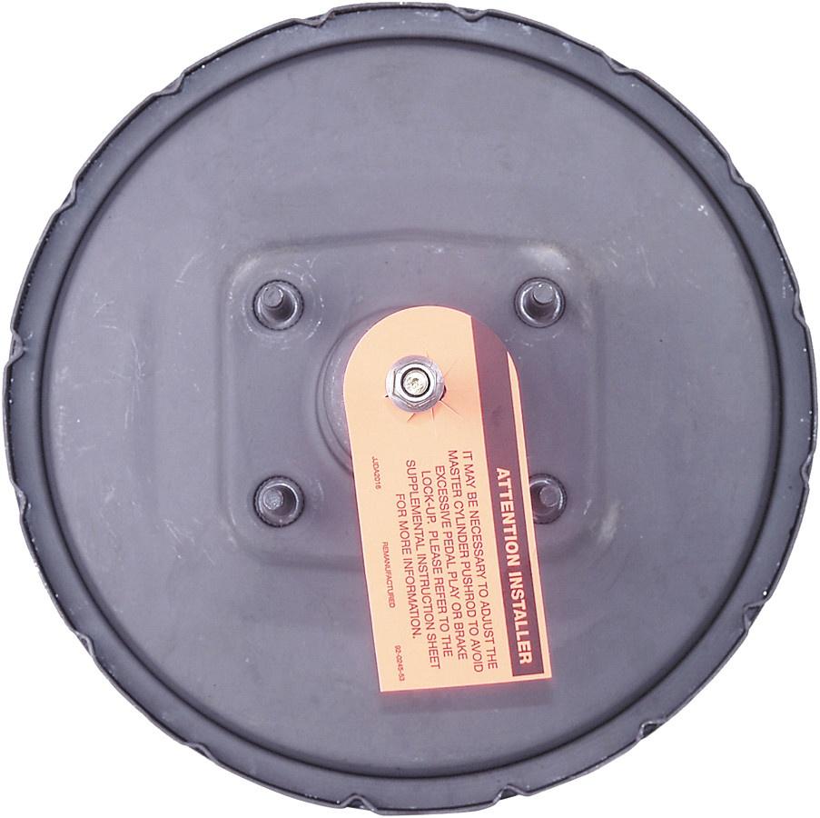 CARDONE/A-1 CARDONE - Reman Vacuum Power Brake Booster w/o Master Cylinder - A1C 53-2705