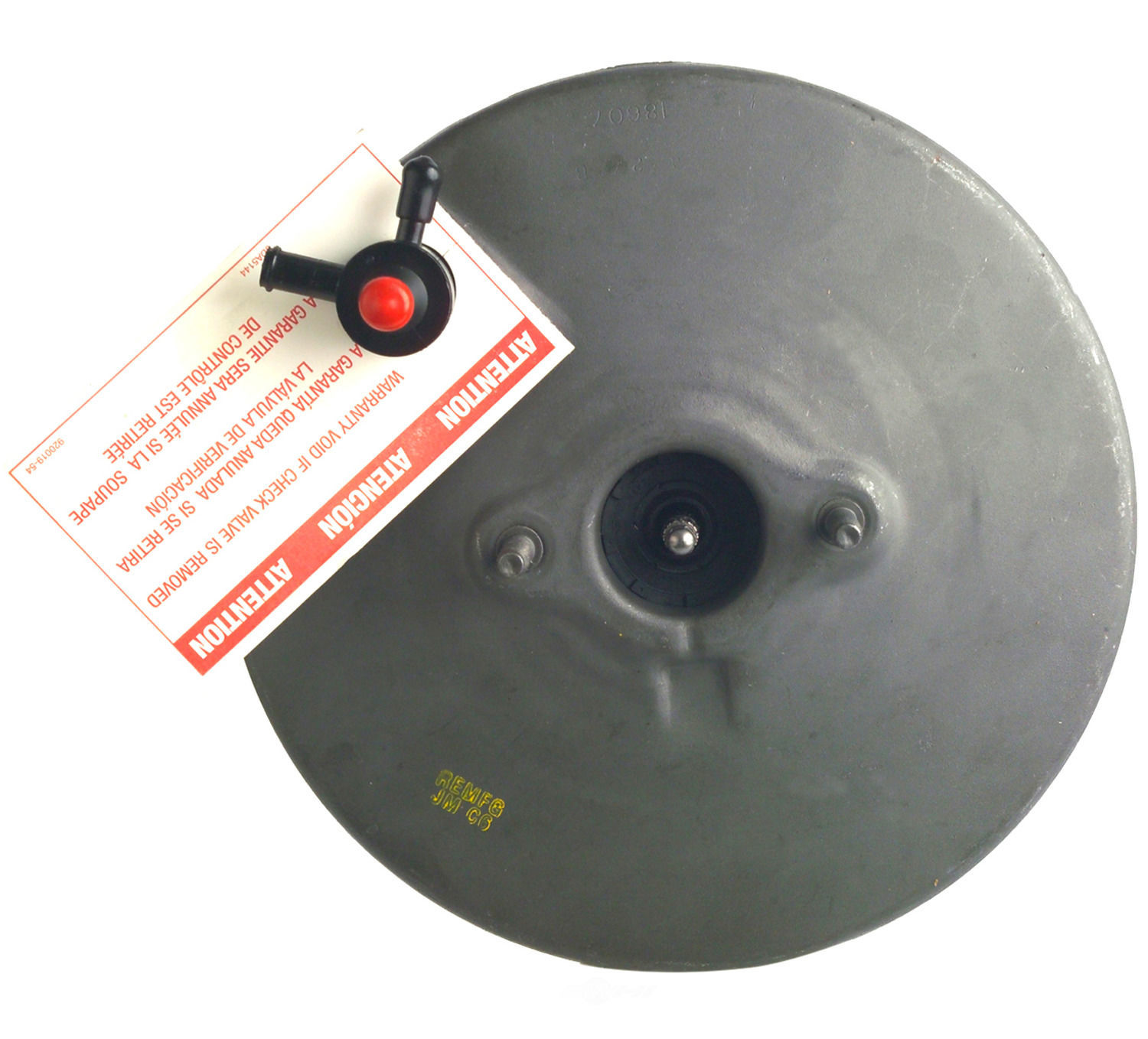 CARDONE REMAN - Vacuum Power Brake Booster - A1C 54-74114