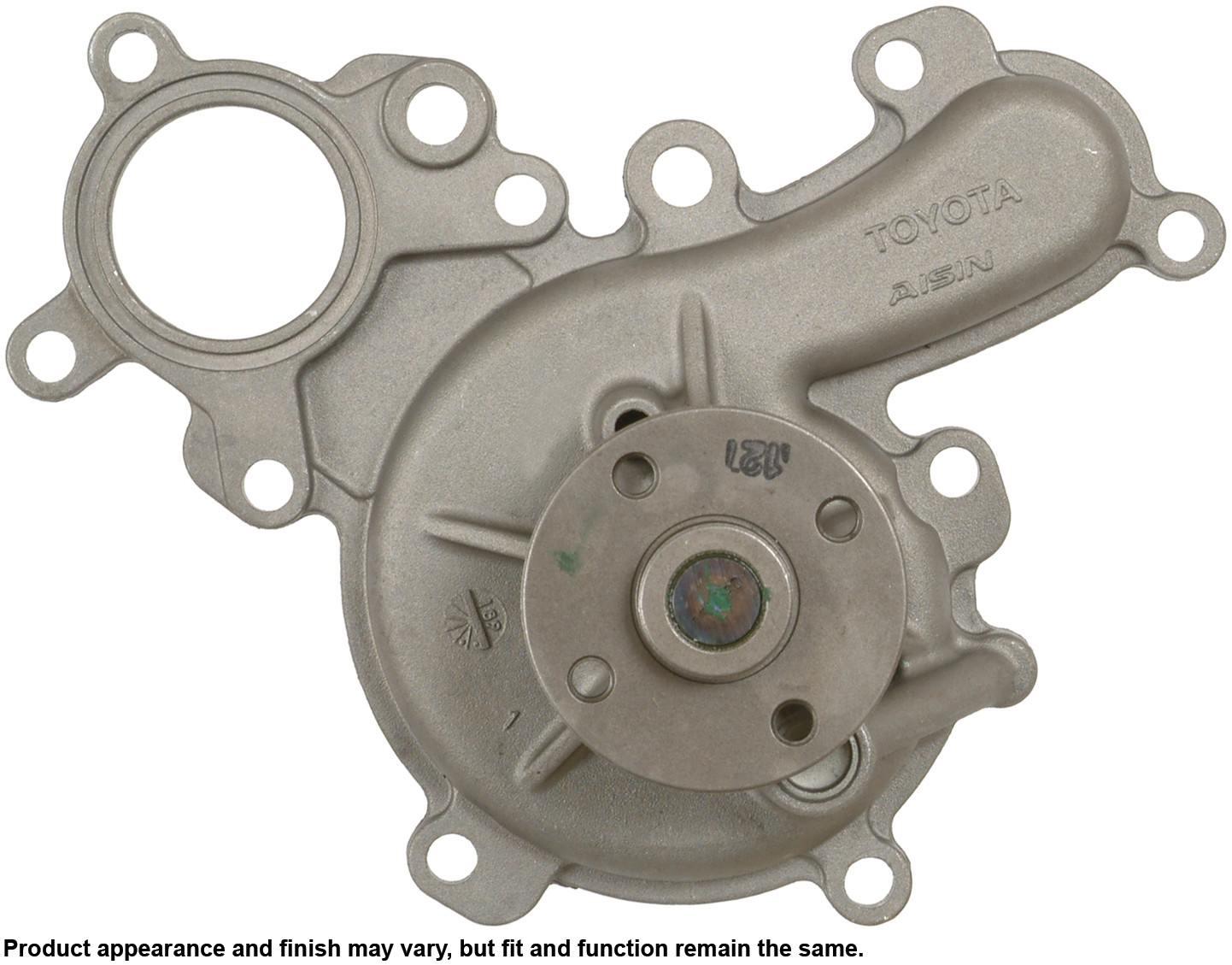 CARDONE REMAN - Water Pump - A1C 57-1729