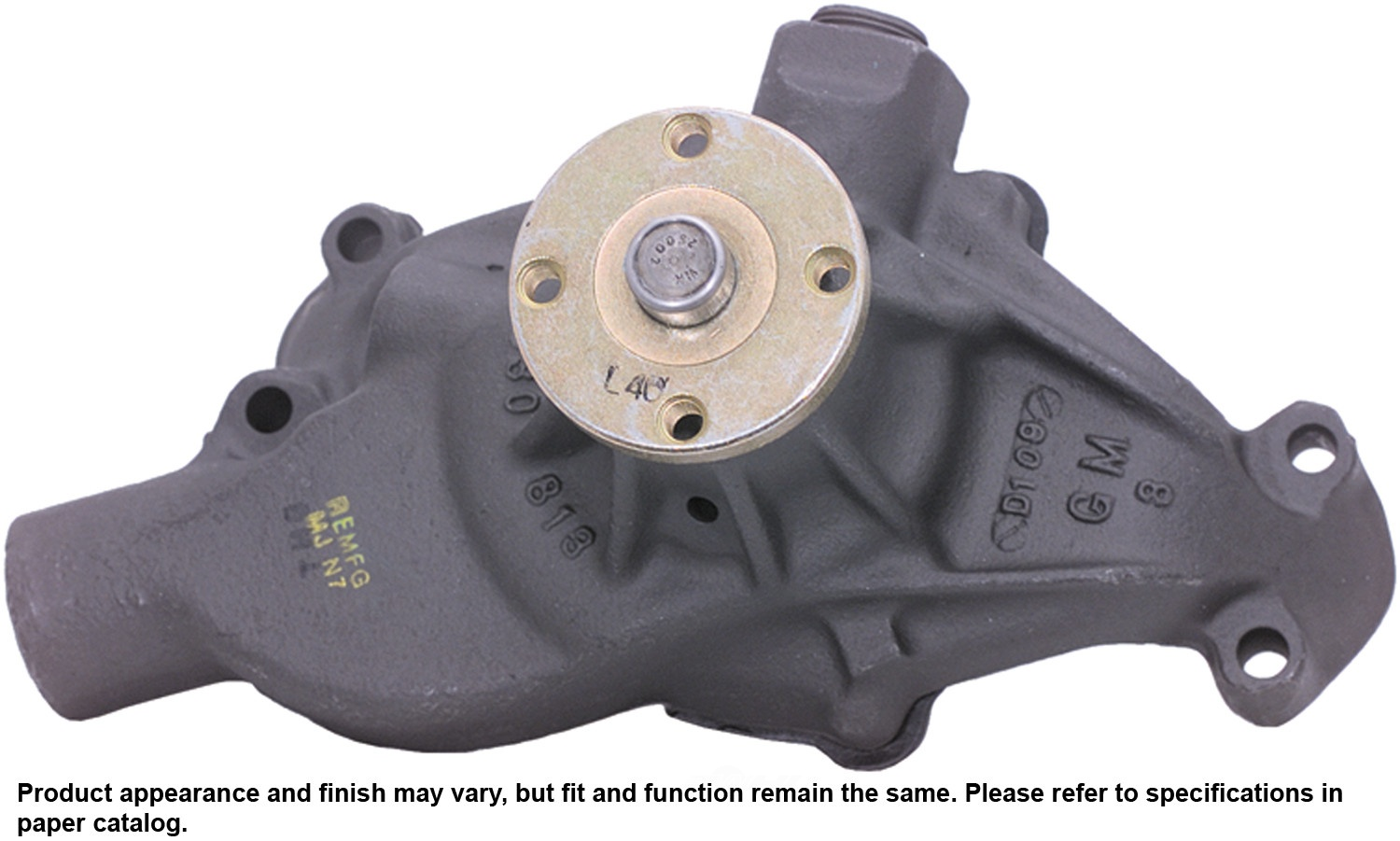 CARDONE REMAN - Water Pump - A1C 58-139