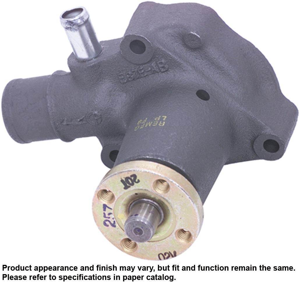 CARDONE REMAN - Engine Water Pump - A1C 58-217