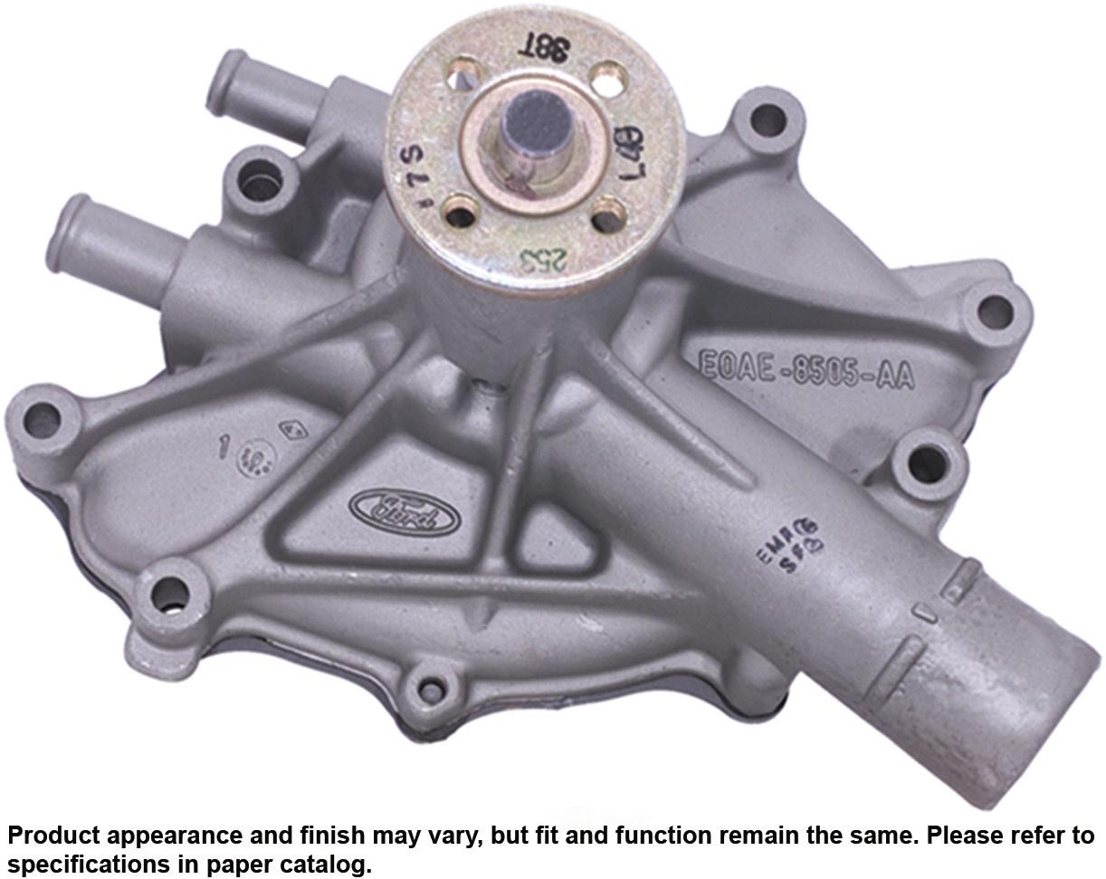 CARDONE REMAN - Engine Water Pump - A1C 58-225