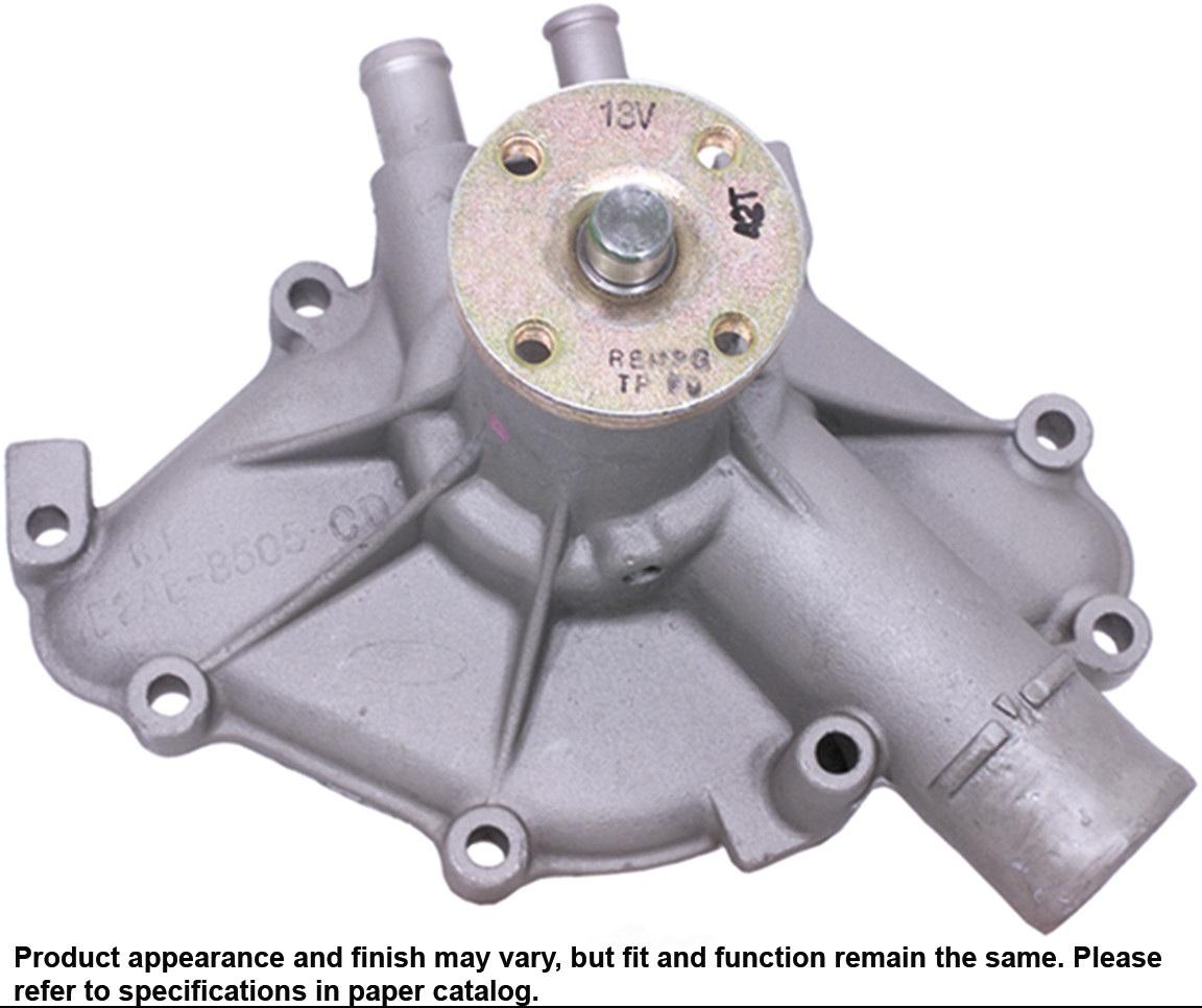 CARDONE/A-1 CARDONE - Water Pump - A1C 58-229