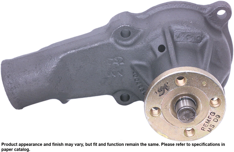 CARDONE/A-1 CARDONE - Water Pump - A1C 58-316