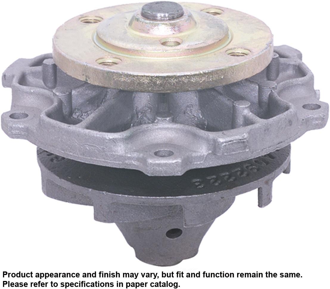 CARDONE REMAN - Engine Water Pump - A1C 58-323