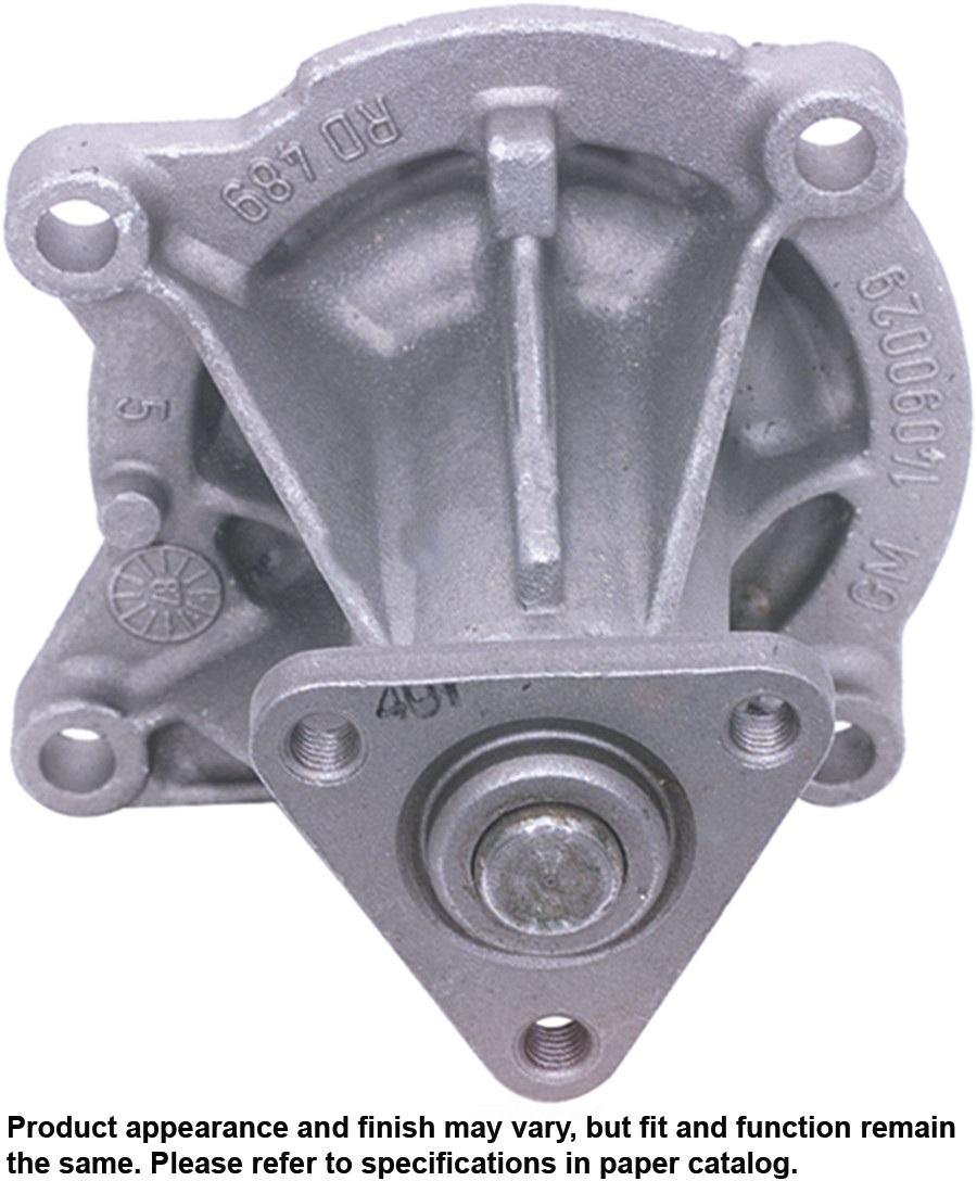 CARDONE REMAN - Engine Water Pump - A1C 58-328