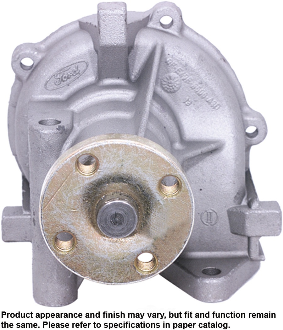 CARDONE REMAN - Engine Water Pump - A1C 58-335