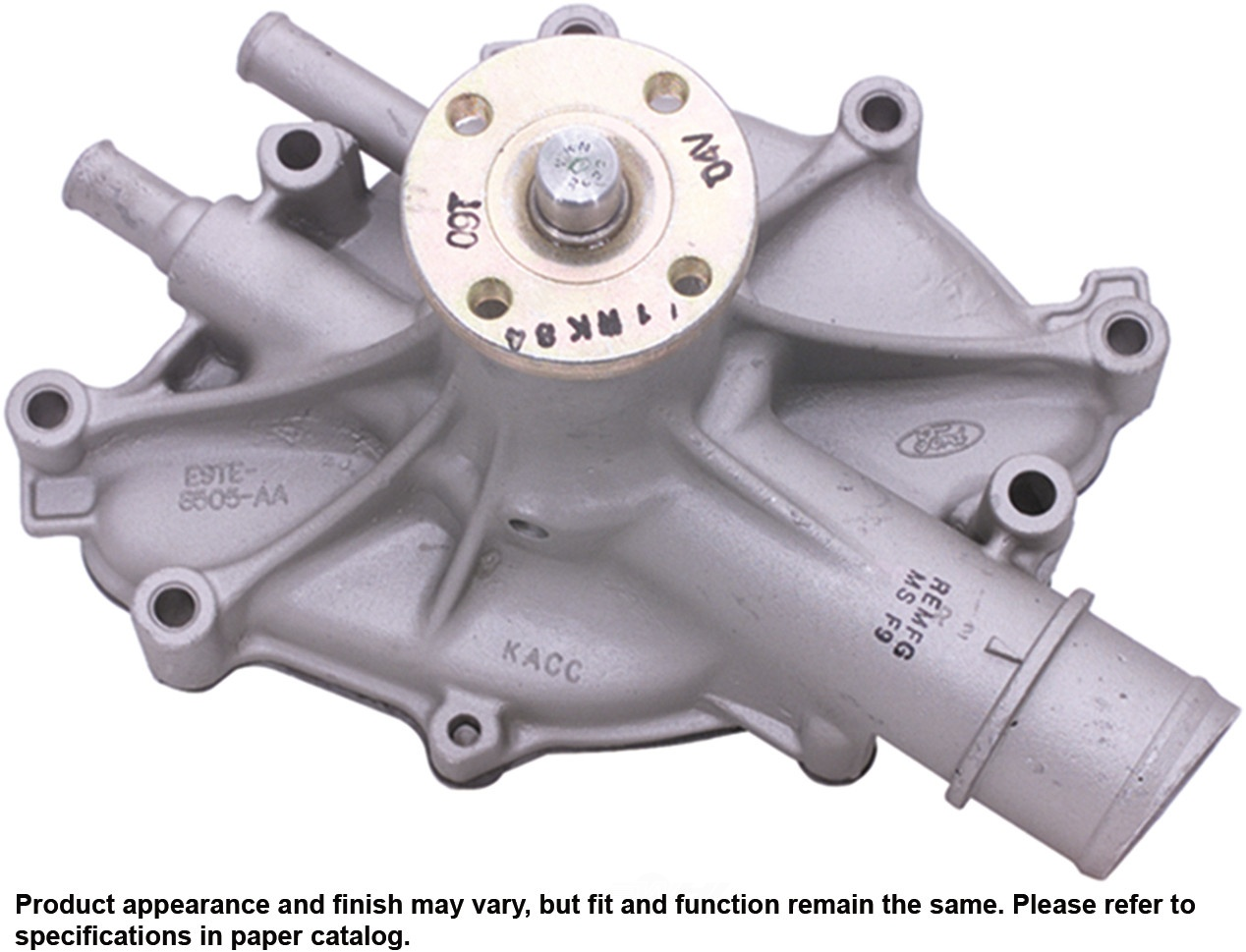 CARDONE REMAN - Engine Water Pump - A1C 58-346