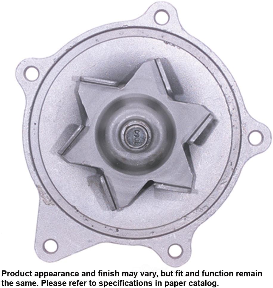 CARDONE/A-1 CARDONE - Water Pump - A1C 58-376