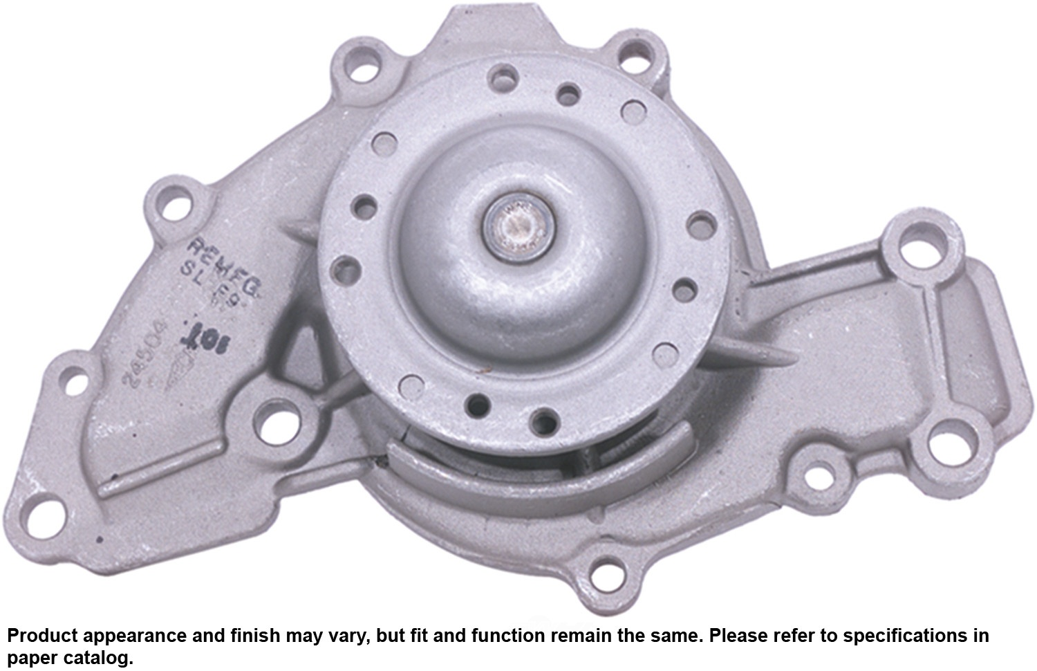 CARDONE REMAN - Water Pump - A1C 58-531