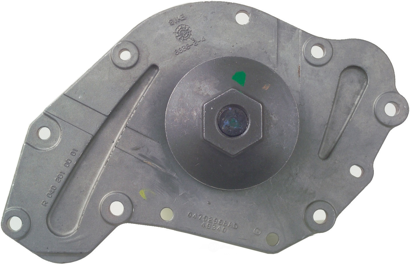 CARDONE REMAN - Water Pump - A1C 58-644