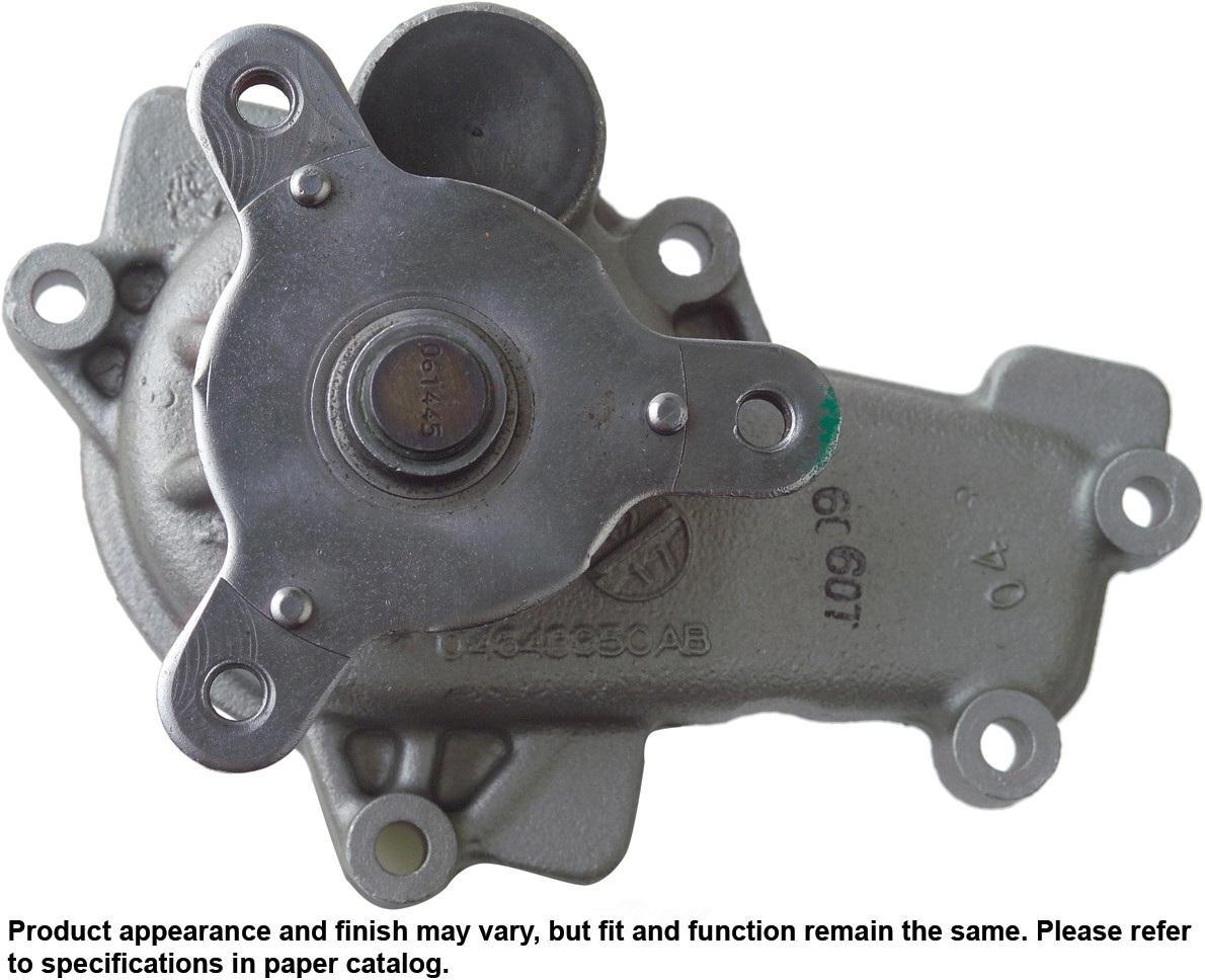 CARDONE REMAN - Engine Water Pump - A1C 58-651