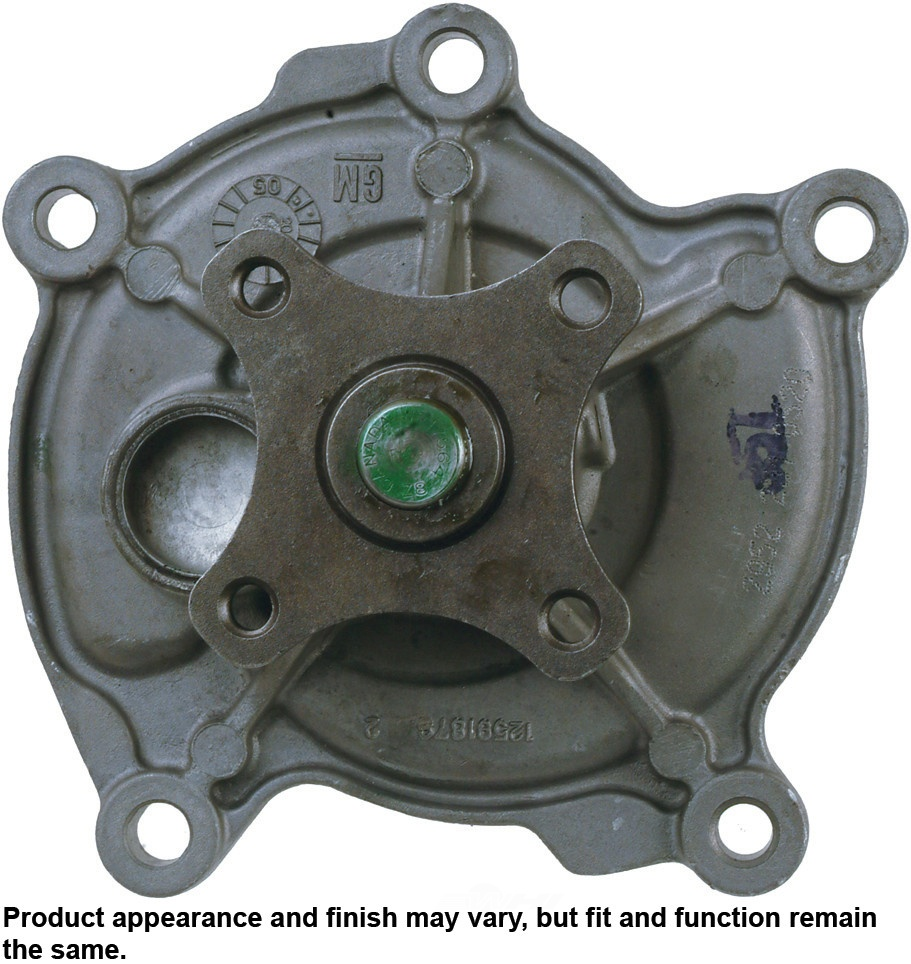 CARDONE REMAN - Water Pump - A1C 58-672