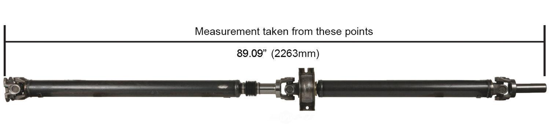 CARDONE/A-1 CARDONE - Driveshaft / Prop Shaft - A1C 65-2012