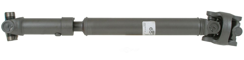 CARDONE/A-1 CARDONE - Driveshaft / Prop Shaft - A1C 65-9700