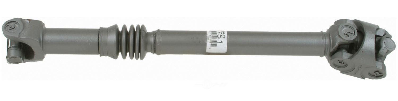 CARDONE REMAN - Driveshaft / Prop Shaft - A1C 65-9751