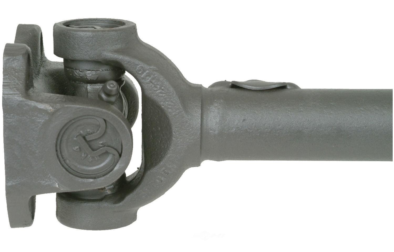 CARDONE/A-1 CARDONE - Driveshaft / Prop Shaft - A1C 65-9820