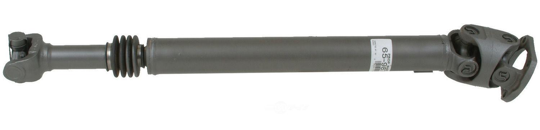 CARDONE/A-1 CARDONE - Reman Driveshaft/ Prop Shaft (Front) - A1C 65-9875