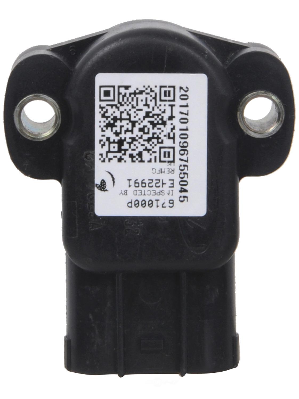 CARDONE/A-1 CARDONE - Remanufactured Accelerator Pedal Sensor - A1C 67-1000P