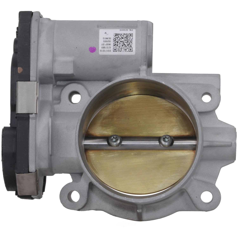 CARDONE REMAN - Fuel Injection Throttle Body - A1C 67-3019