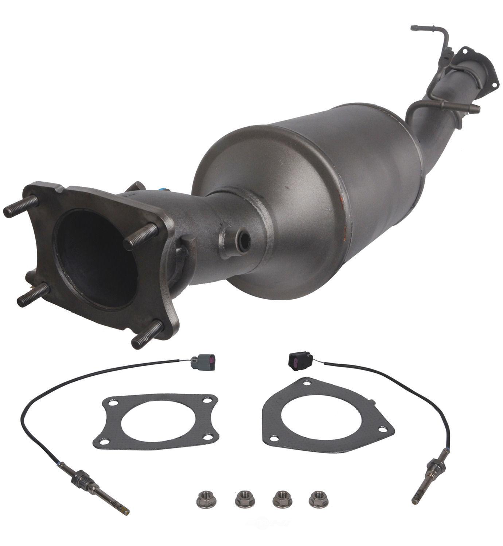 CARDONE/A-1 CARDONE - Remanufactured Diesel Particulate Filter - A1C 6D-18007