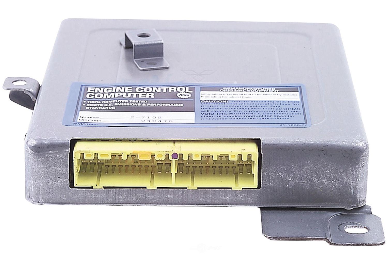 CARDONE/A-1 CARDONE - Reman Engine Control Computer - A1C 72-7108