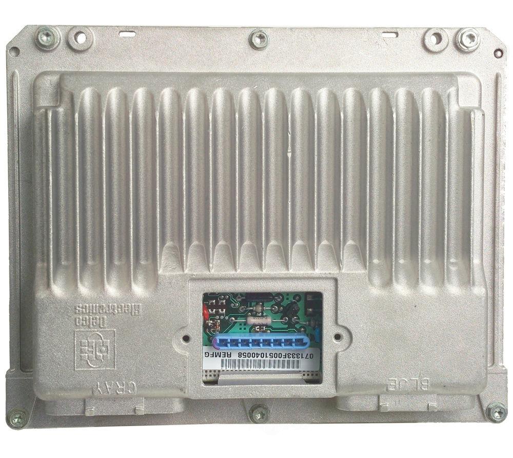 CARDONE/A-1 CARDONE - Reman Powertrain Control Module - A1C 77-1333F