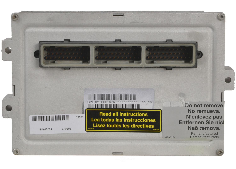 CARDONE/A-1 CARDONE - Remanufactured Engine Control Computer - A1C 79-4563V