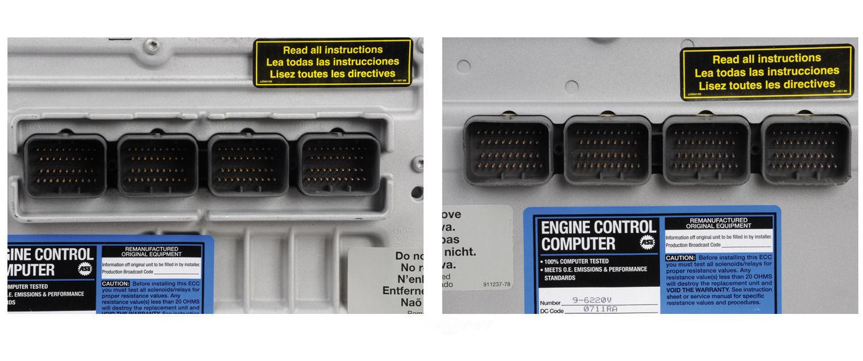 CARDONE/A-1 CARDONE - Remanufactured Engine Control Computer - A1C 79-6220V