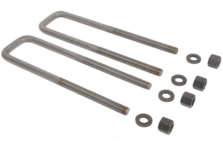 CARDONE NEW - Leaf Spring Axle U-bolt Kit - A1S 3D-68318S