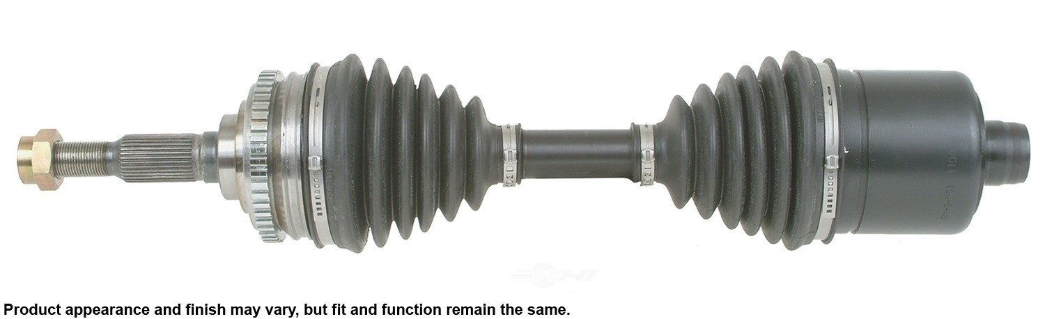 CARDONE NEW - CV Drive Axle (Front Left) - A1S 66-1323