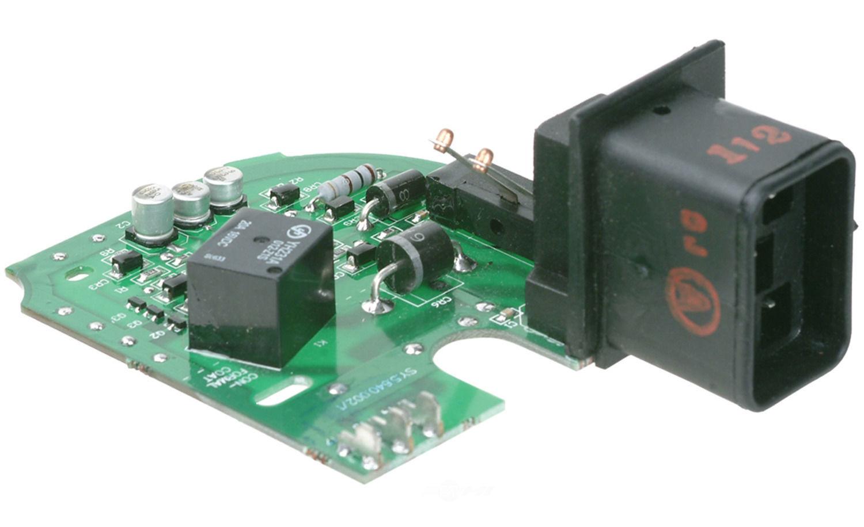 CARDONE NEW - New Wiper Motor Pulse Board Module (Front) - A1S 81-158PB