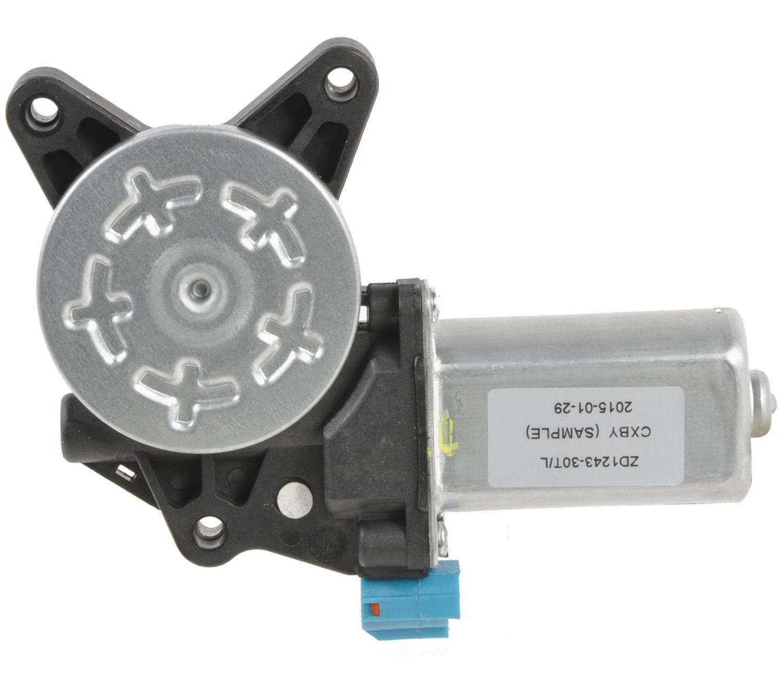 CARDONE NEW - Power Window Motor (Rear Left) - A1S 82-10071