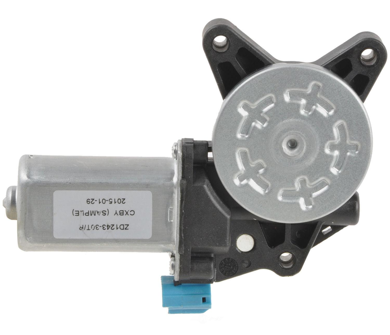 CARDONE NEW - Power Window Motor (Rear Right) - A1S 82-10072