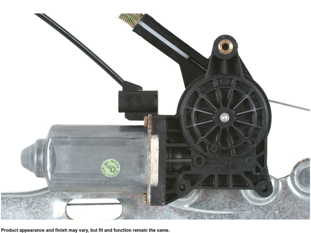 CARDONE NEW - Power Window Motor And Regulator Assembly (Front Left) - A1S 82-178AR