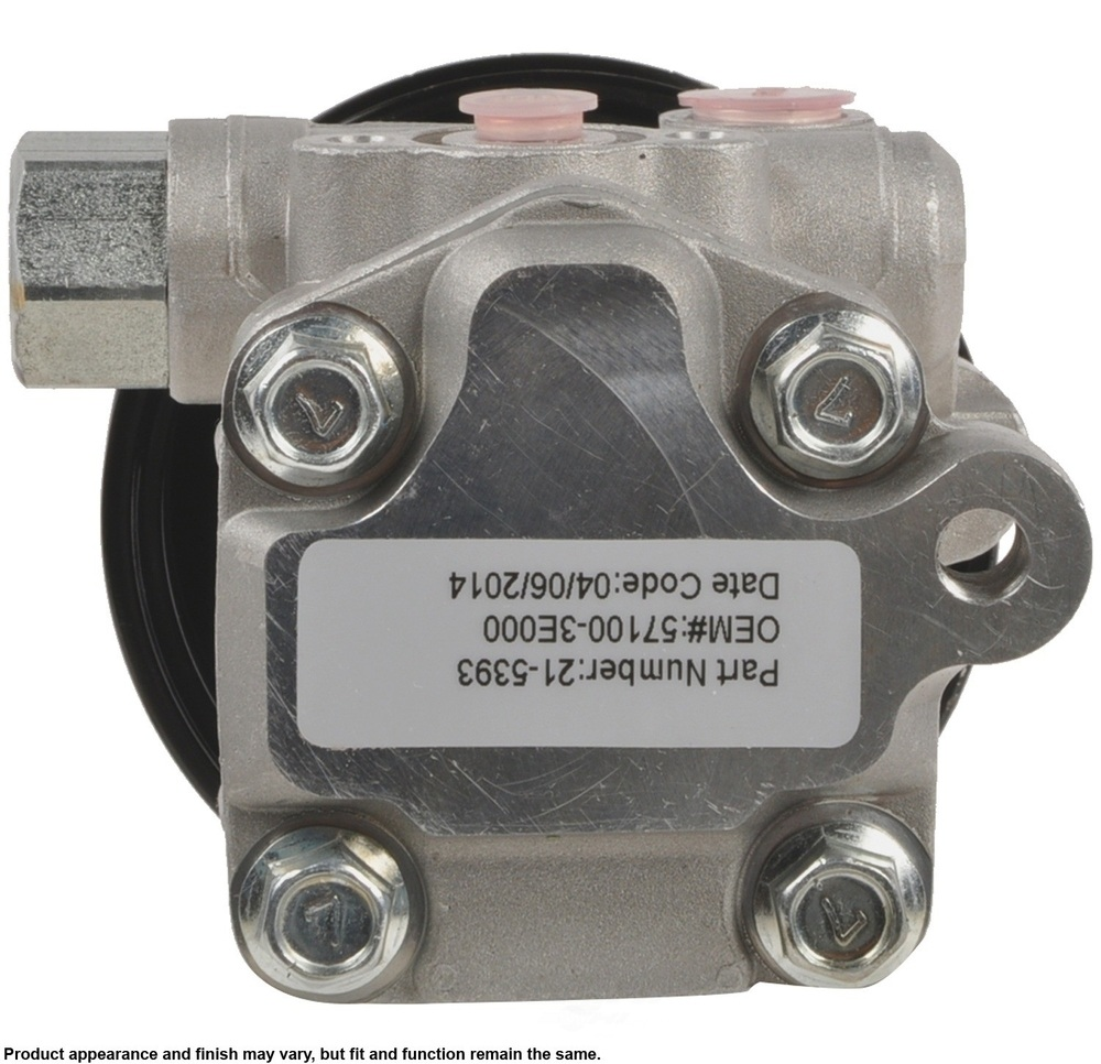 CARDONE NEW - Power Steering Pump - A1S 96-5393