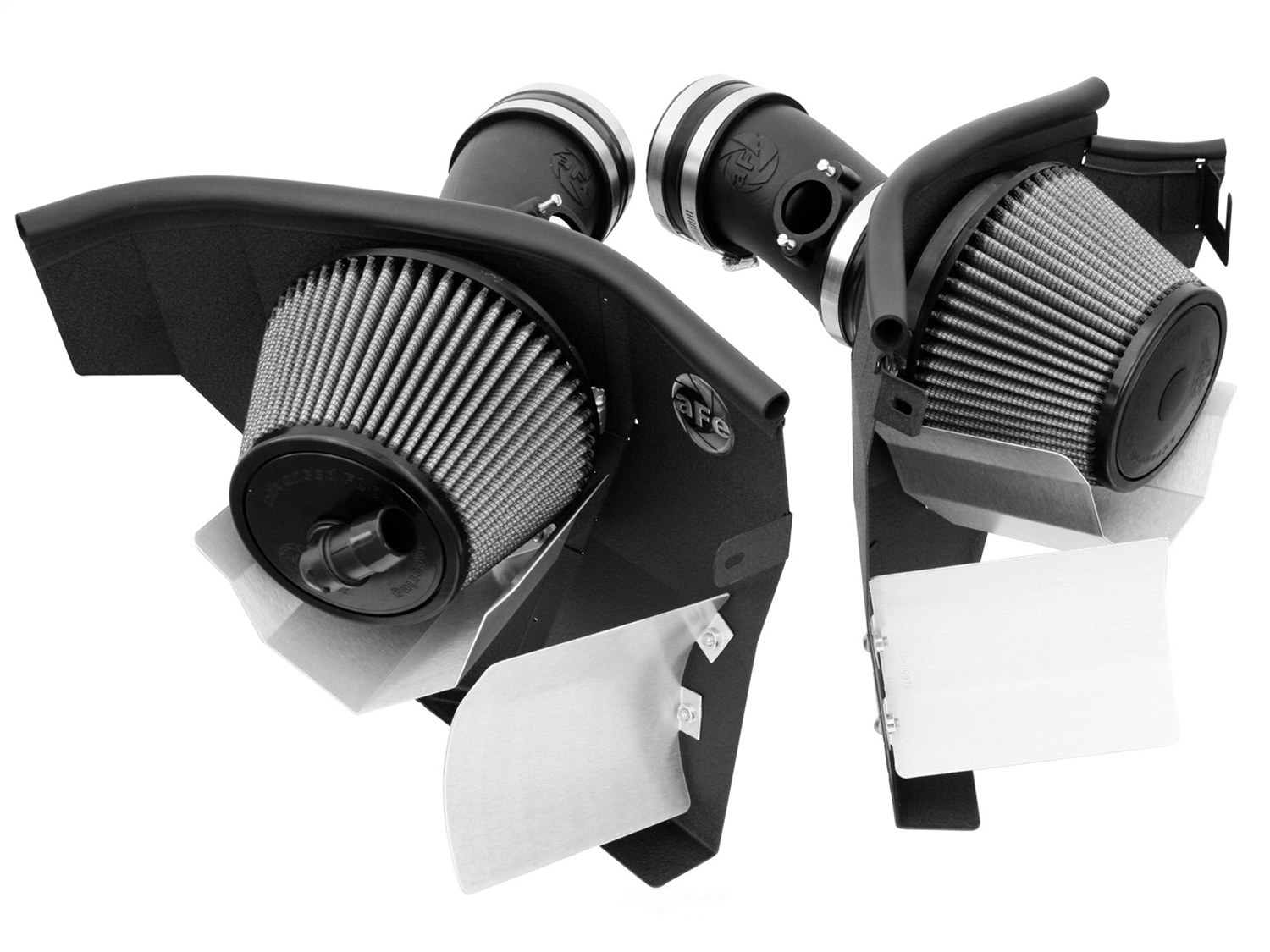 AFE FILTERS - MagnumForce Stage-2 Pro Dry S Engine Cold Air Intake Performance Kit - A5F 51-11272