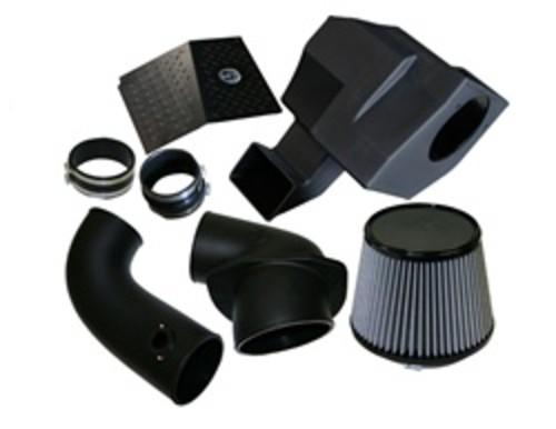 AFE FILTERS - MagnumForce Stage-2 Si Pro Dry S Engine Cold Air Intake Performance Kit - A5F 51-80882