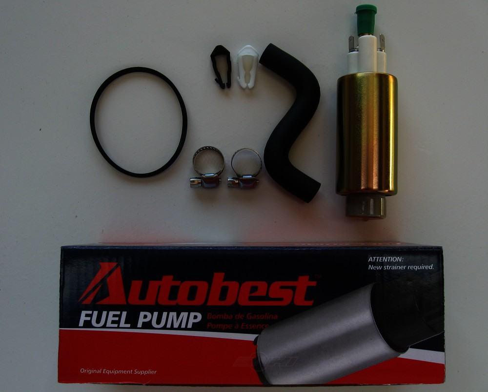 AUTOBEST - In Tank Electric Fuel Pump - ABE F1072