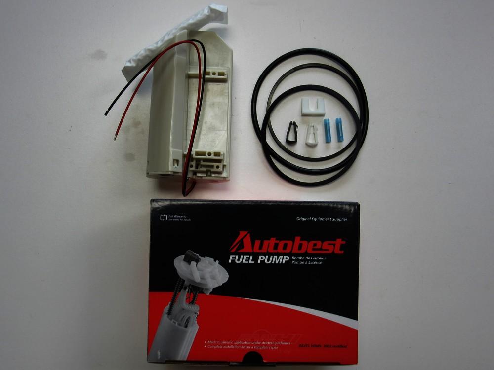 AUTOBEST - In Tank Electric Fuel Pump - ABE F1075A