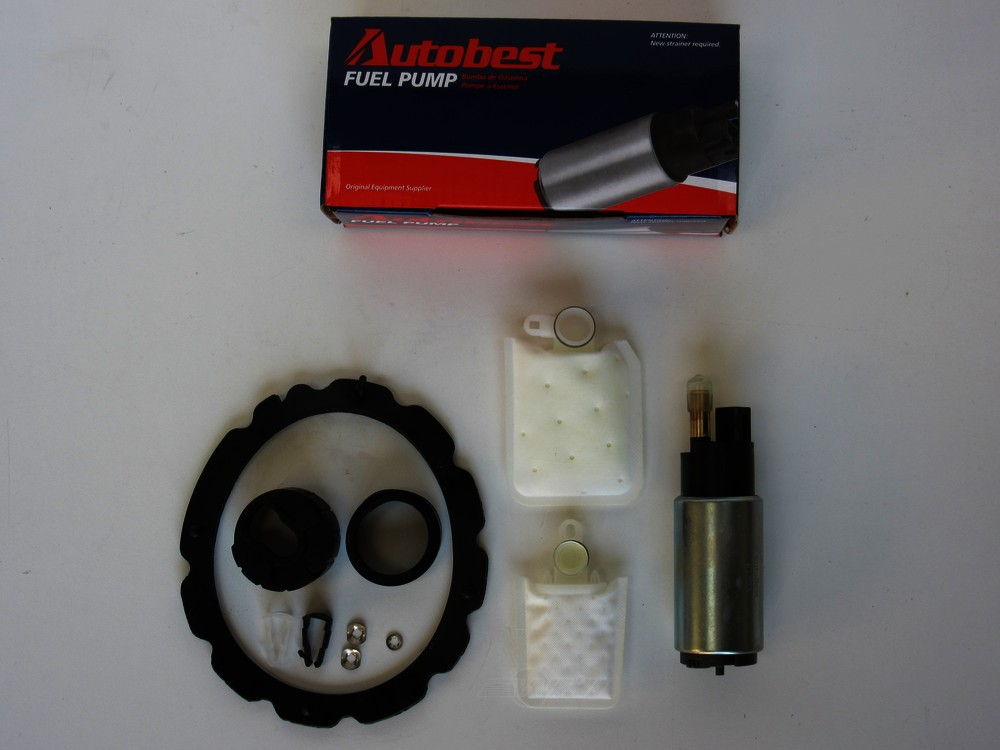 AUTOBEST - In Tank Electric Fuel Pump - ABE F1323