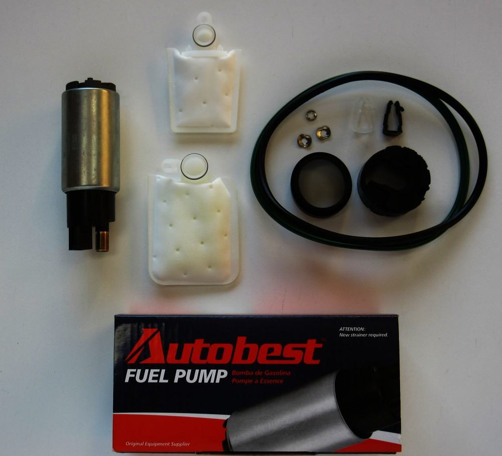 AUTOBEST - In Tank Electric Fuel Pump - ABE F1325